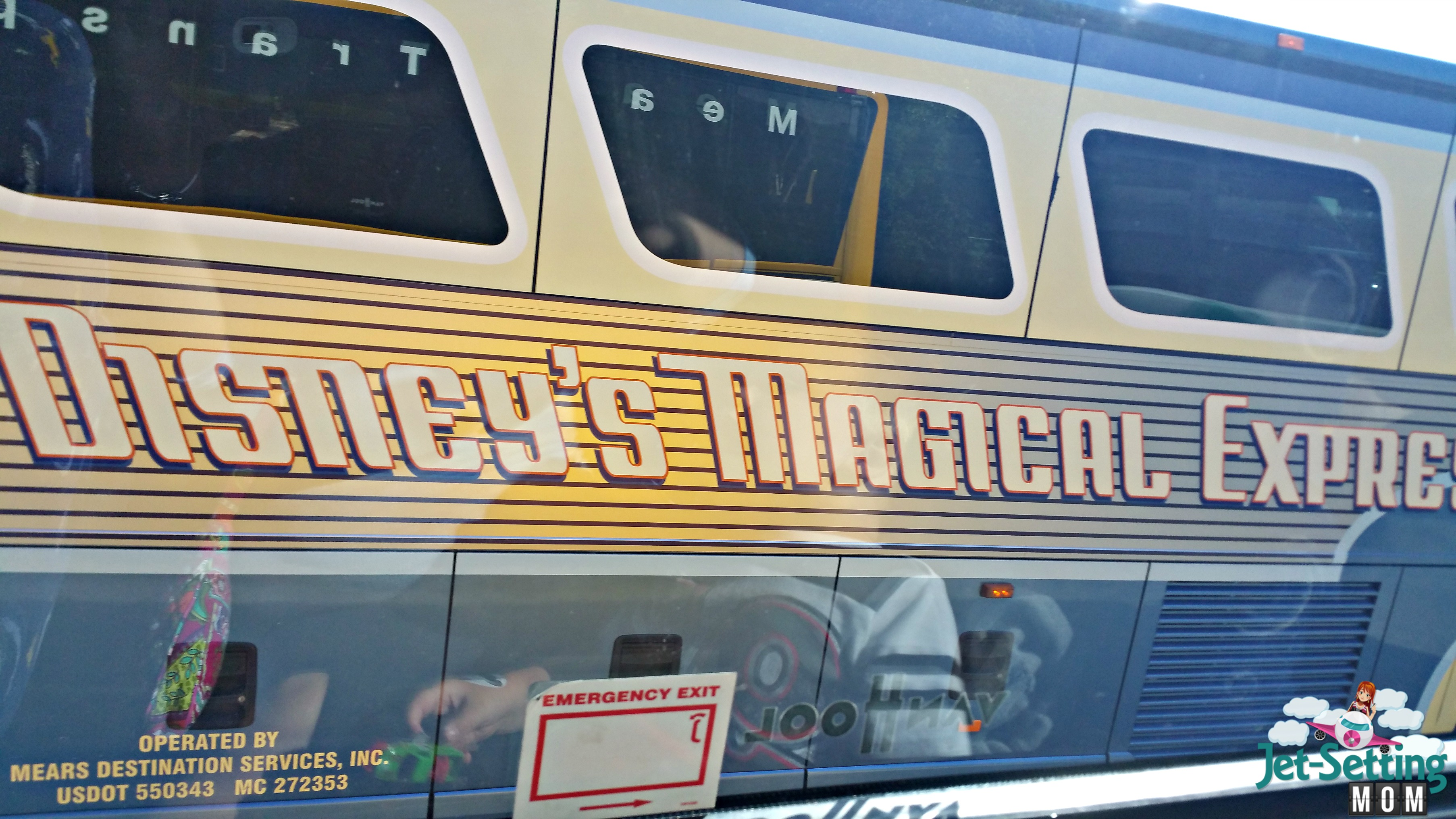 Disney's Magical Express is a great way to get to the parks from the airport!
