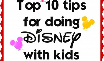 10 top tips for doing Disney with kids