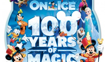 Enter to win tickets to Disney On Ice, 100 Years Of Magic at the American Bank Center in Corpus Christi, TX! #disneyonice