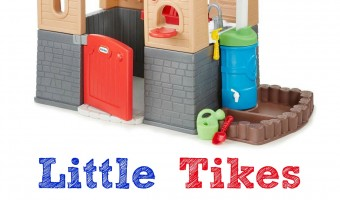 Go green for Spring with Little Tikes' new, Go Green Playhouse! #spring #toys