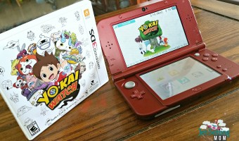 Take a break with Nintendo's Yo-Kai Watch game & new 3DS XL console + Giveaway! #IC #YoKaiWatch #ad