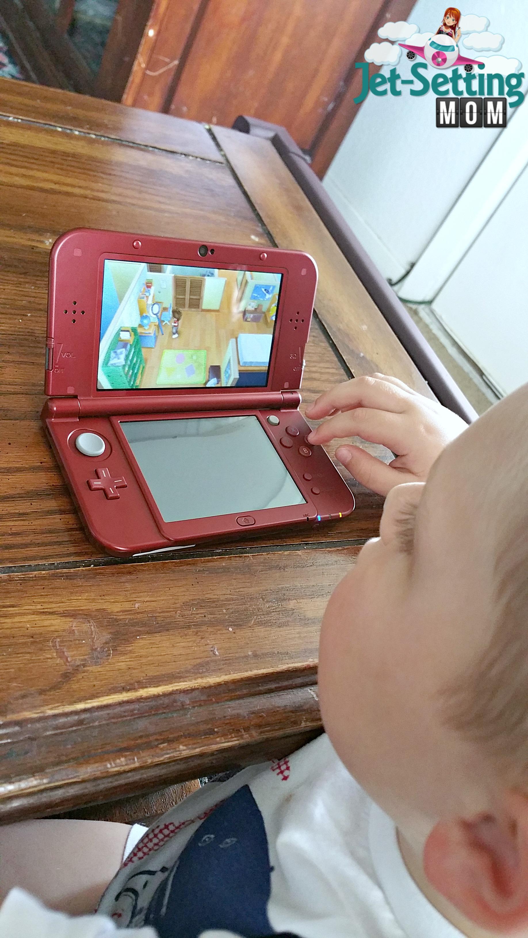 Nintendo Yo-Kai Watch game is a favorite with my kids!