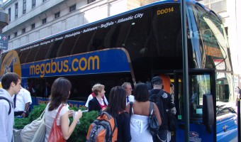Megabus.com – A greener, connected and safer way to travel by bus