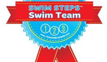 Teaching my kids to swim with SwimWays #SwimWays #IC #Ad