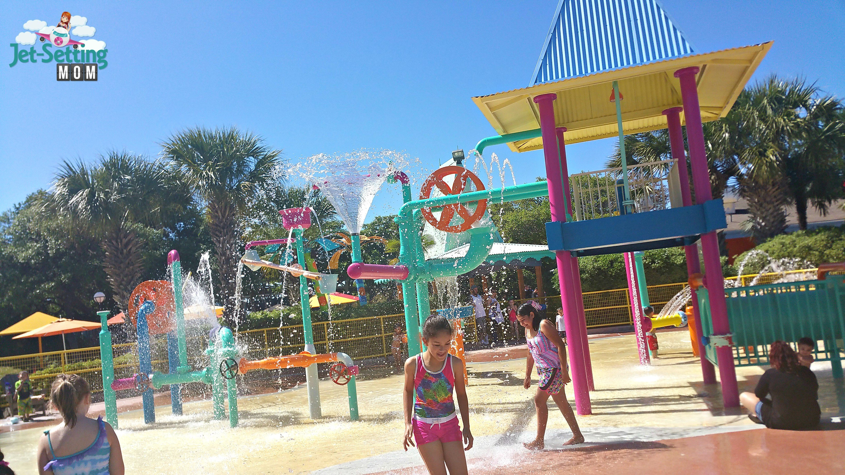 Bay Of Play, SeaWorld TX