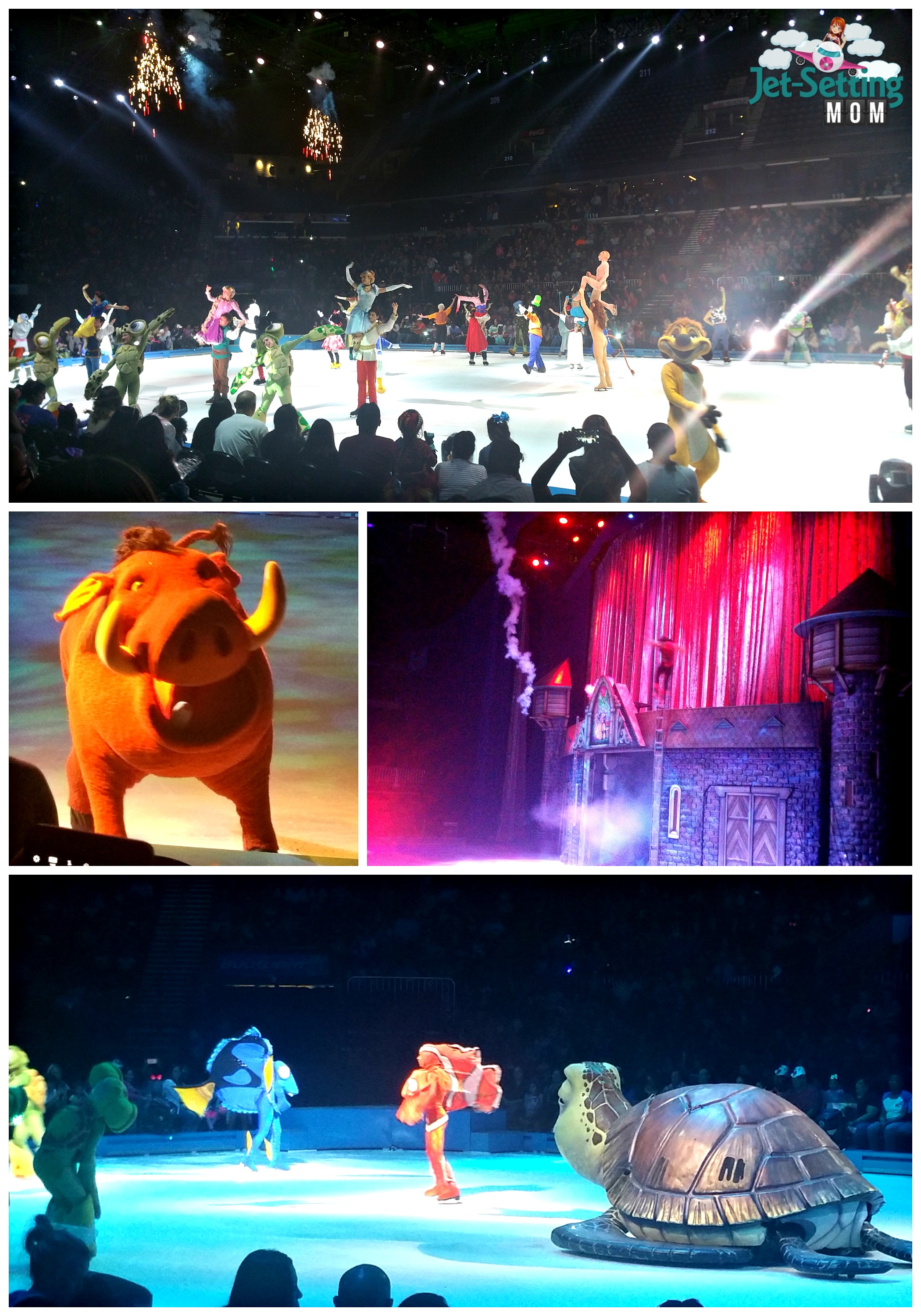 Disney On Ice 100 Years Of Magic by Feld Entertainment