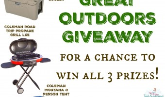 Enter to win the ultimate camping package! #camping #outdoors #travel #giveaway