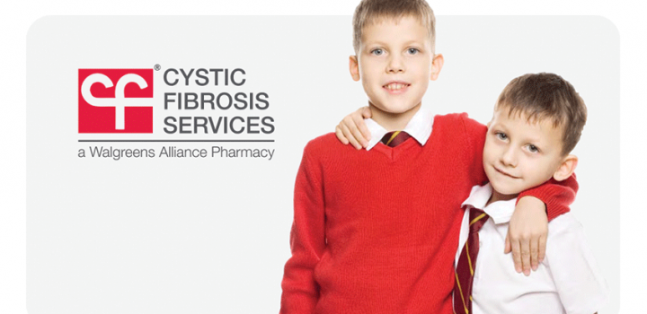 "Taking control of Cystic Fibrosis with Walgreens CF Champions ""Navigating The Journey Together"""