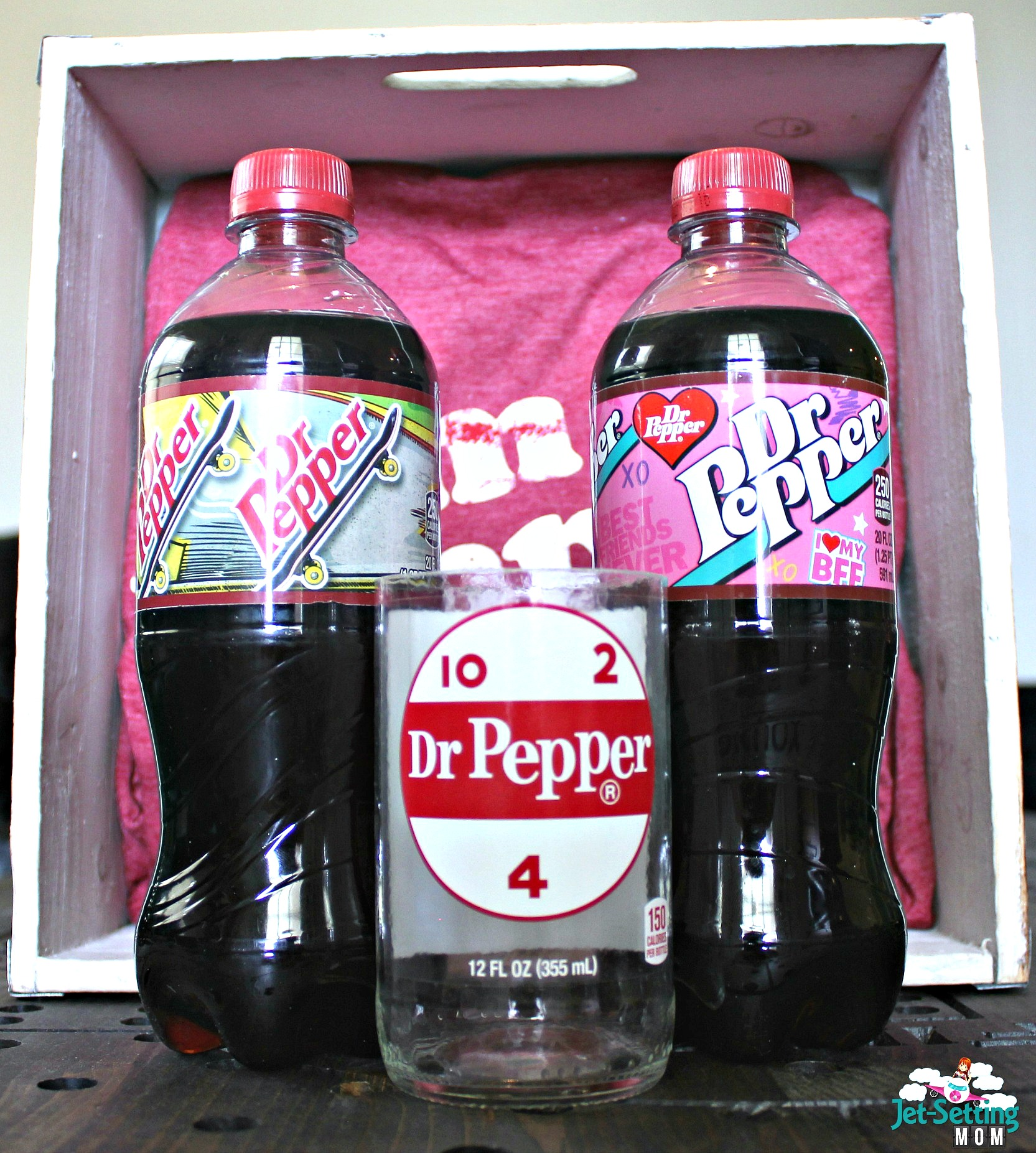 Dr Pepper Pick Your Pepper Labels let you express yourself! #DPSFlavorTour #ad