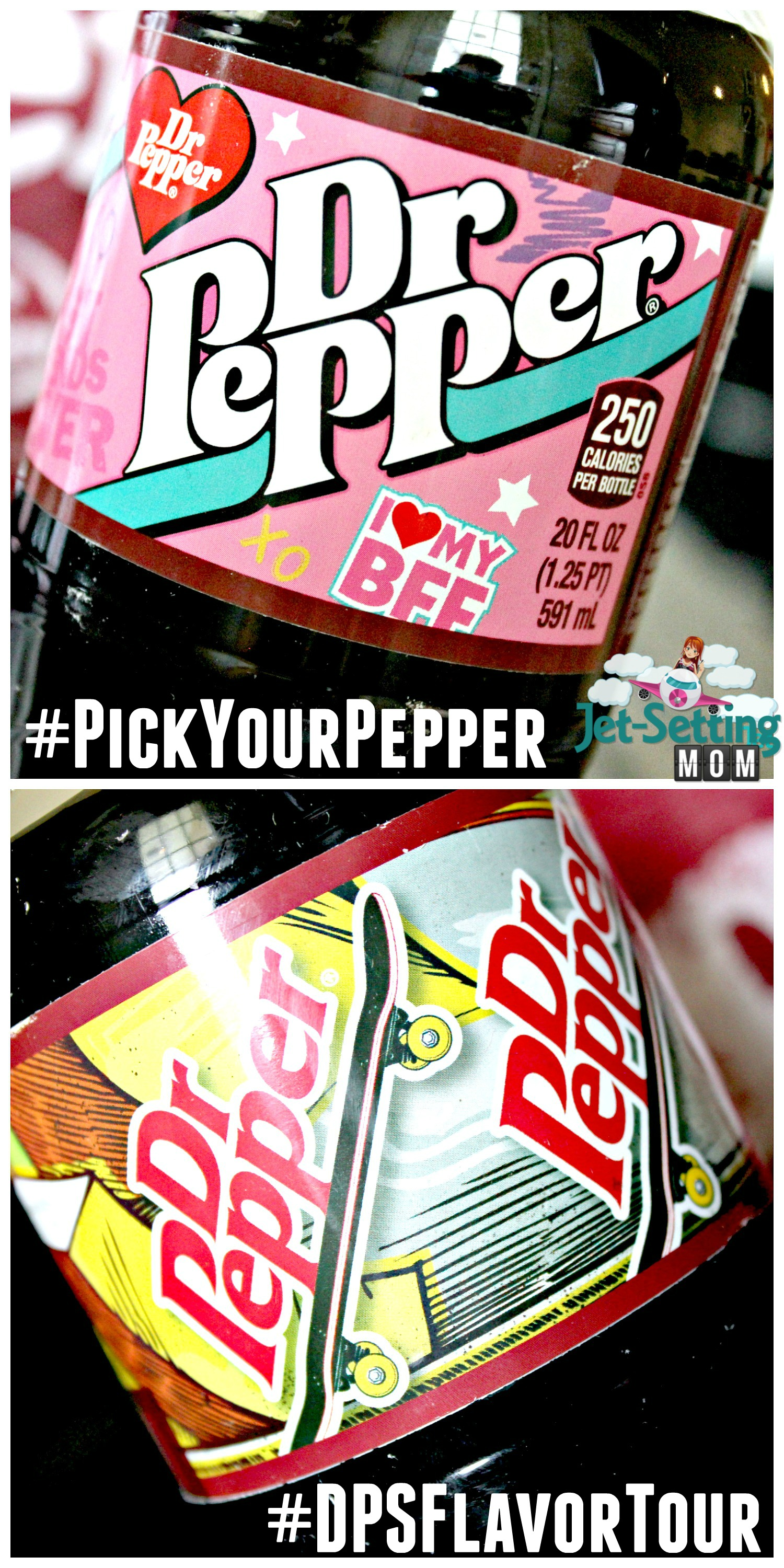 Dr Pepper #PickAPepper Labels let you express your personality! #ad