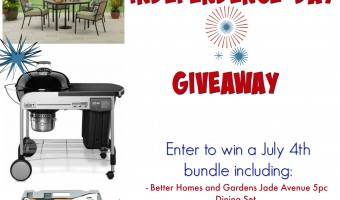 Celebrate the 4th of July! – Independence Day Giveaway