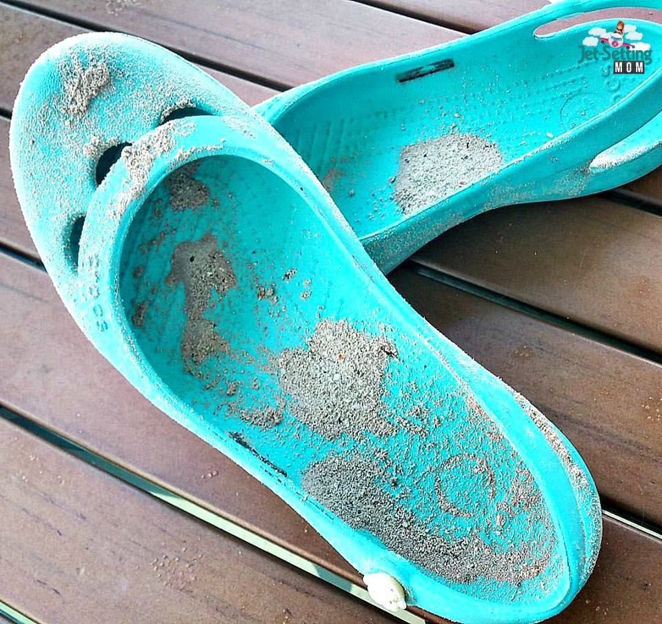 Can't wait to get Jamaican Sand in my shoes at Social Media On The Sand! #BeachesMoms