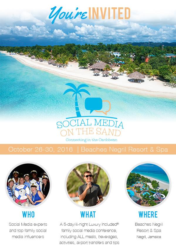 Social Media On The Sand 2016