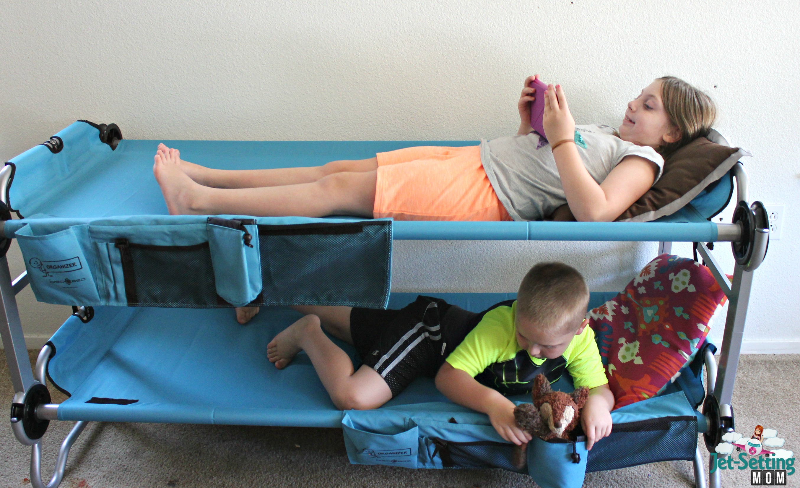#AmazonFire tablet is great for kids on the road! #IC #sponsored