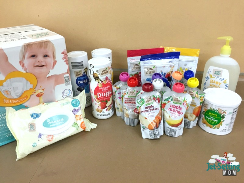 Lots of great new baby items in the ALDI Little Journey line! #ALDIlittlejourney #ad
