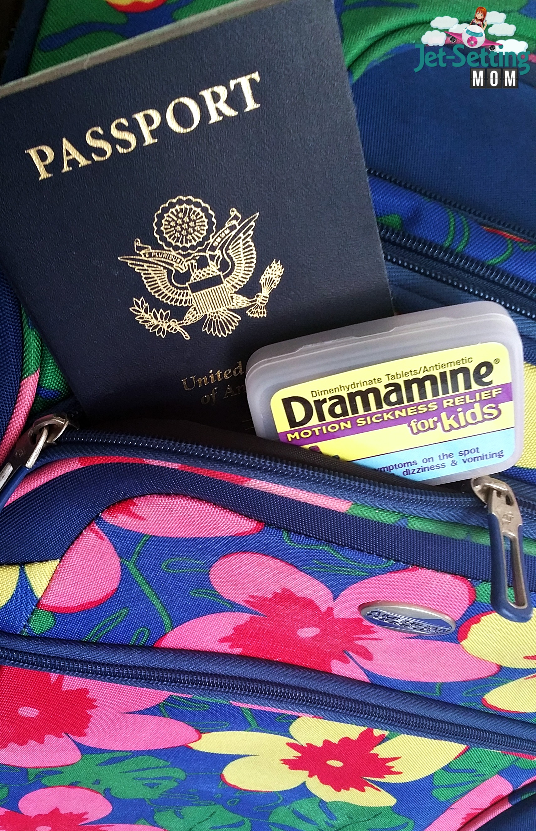 Dramamine® for Kids is a great way to keep travels fun. #AdventuresInMotion #ad #IC #travel #kids