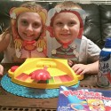 Turn family game night into a battle royale with Pie Face Showdown from Hasbro Gaming