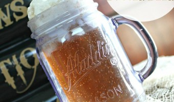 DIY Harry Potter Butter Beer recipe