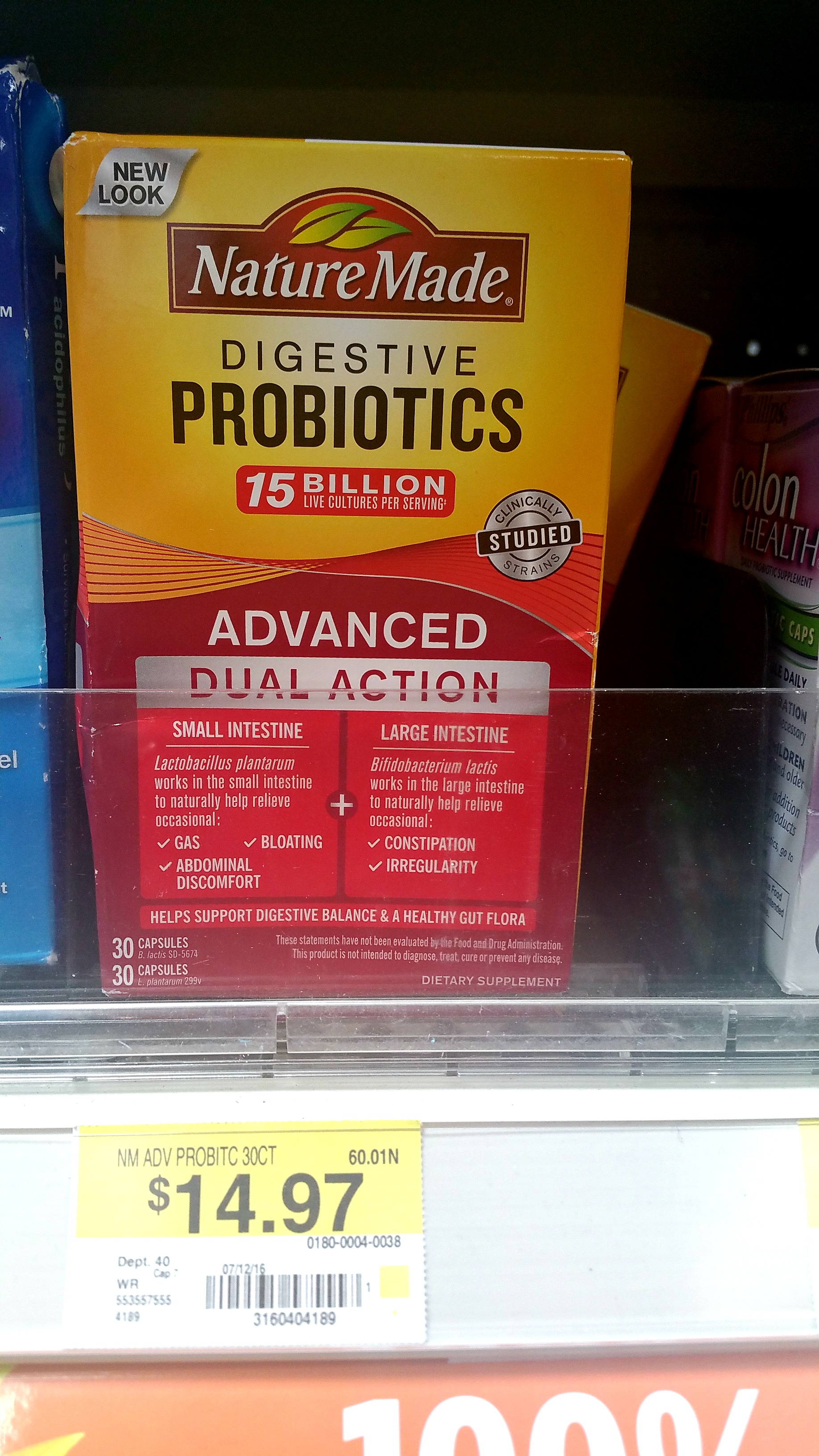 naturemade-probuotics