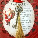 DIY Magic Santa Key:  How-To And Free Printable