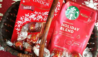 Make your holidays brighter with Starbucks and Lindt pairings at Target