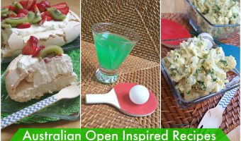 Celebrate the Australian Open with 3 tennis inspired recipes