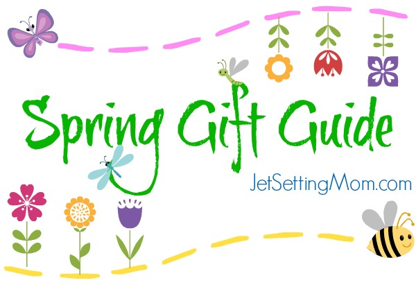 2017 Spring Gift Guide on JetSettingmom.com