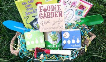 Spring Bloom Gift Basket Tutorial