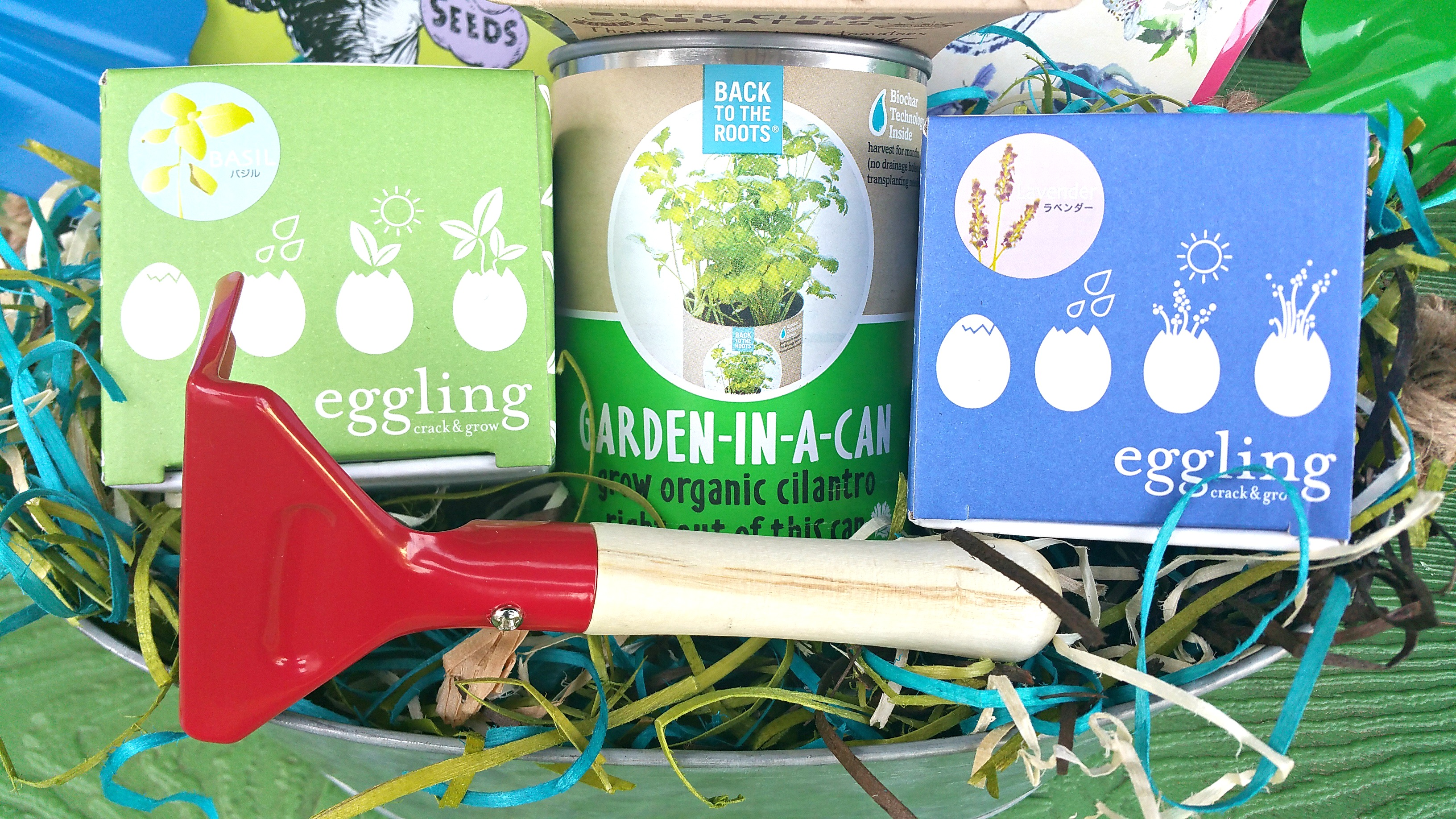 Spring gardening gifts