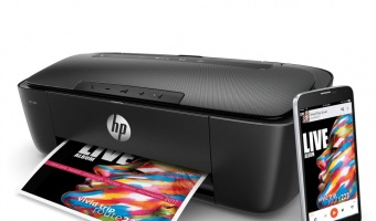 HP AMP 100 printer review: The perfect all-in-one small office assistant