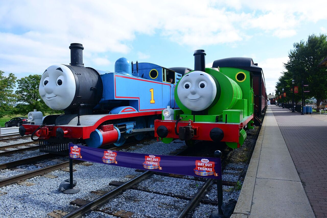 Spend a day out with thomas at the nc transportation museum ticket the tour will be steaming into the nc transportation museum in spencer nc from sept 29th oct 8th 2017 and we couldnt be more excited m4hsunfo