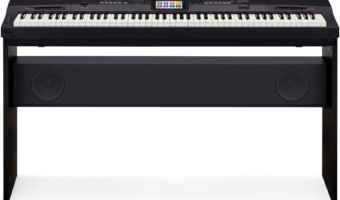 Casio CGP-700: Grand piano sound with a futuristic feel