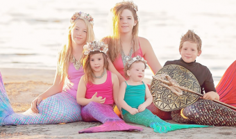 Bring your inner mermaid to life with Sun Tail Mermaid + Coupon Code