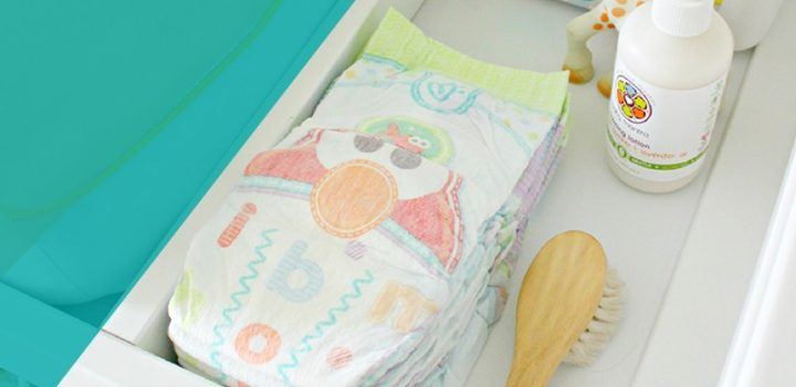 3 Easy Tips For Organizing Your Nursery