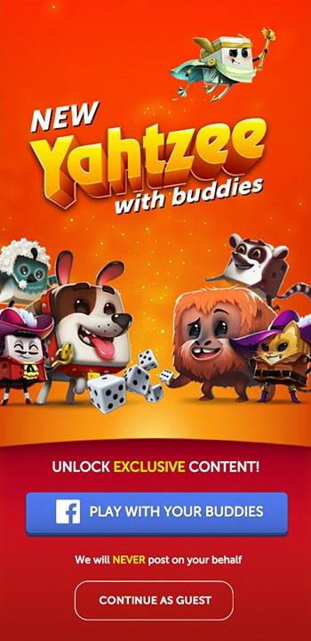 Download Yahtzee With Buddies App FREE & Challenge Friends