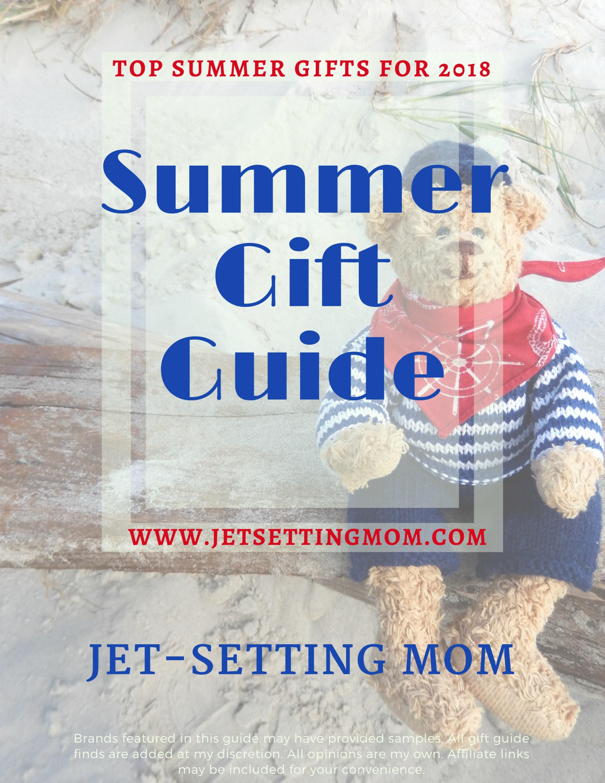 2018 Summer Gift Guide