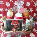 Creating Holiday Memories – DIY Christmas Carols Gift Basket + Enter To Win A Recording Studio Session From World Market!